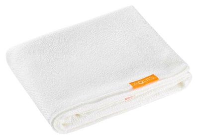 Aquis Hair Towel Lisse Luxe White