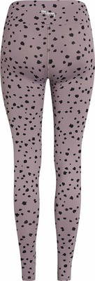 Hey Honey Leggings DOTS Taupe M