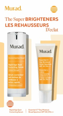 Murad E-Shield - The Super Brighteners