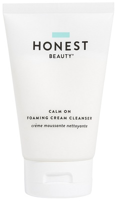 Honest Beauty Calm On Foaming Cream Cleanser