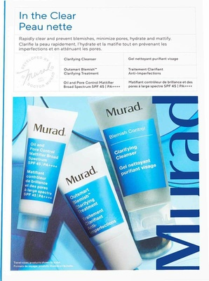Murad Blemish Control - In the Clear