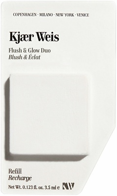 Kjaer Weis Flush & Glow Duo - Refill Luminous Flush - Refill