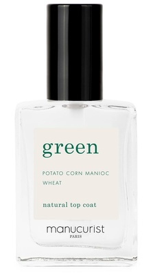 Manucurist Green Nail Lacquer Top Coat