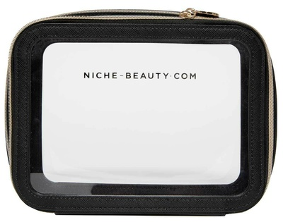 NICHE BEAUTY Niche Travel Bag Black