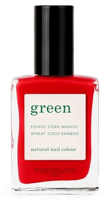 Manucurist Green Nail Lacquer Anemone
