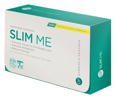 GP Nutrition Slim Me 7 day travel pack