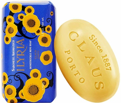 Claus Porto Ilyria Honeysuckle Mini Soap