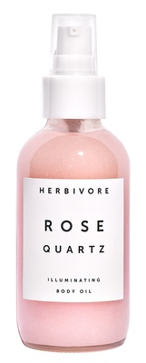 Herbivore Rose Quartz Body Oil