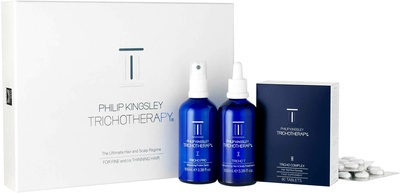 Philip Kingsley Trichtherapy Regime